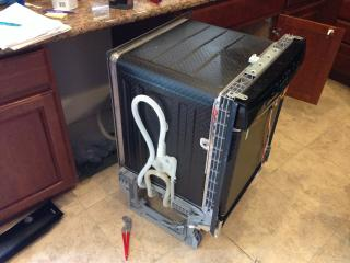 Dishwasher Leaks and Repairs