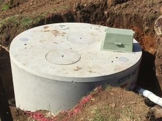 Septic Tank Plumbing